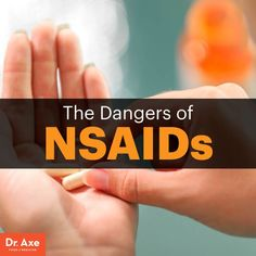 Dangers of NSAIDs - Dr. Axe