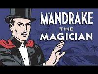 Musicas objetos fatos e curiosidades do século vinte: MANDRAKE, O MÁGICO - CAP…