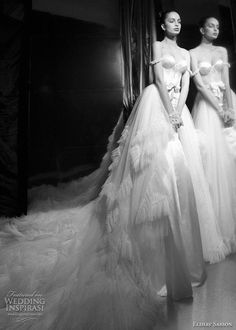 Elihav Sasson 2012 bridal collection