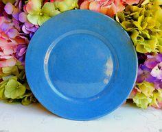 Vintage Paul Revere Pottery Saturday Evening Girls SEG Plate #1