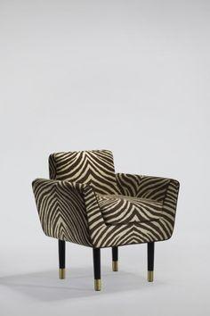 Chair by india mahdavi — architecture and design