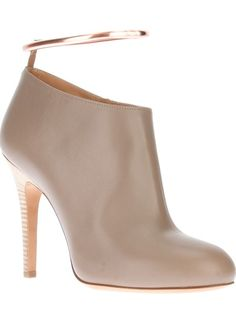the perfect little rose gold halo for your ankle courtesy of Maison Martin Margiela. genius!