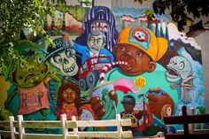 14 New York City Murals That Will Make Your Jaw Drop