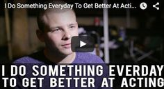 I Do Something Everyday To Get Better At #Acting - Full Interview with #JonathanLipnicki From #LIMELIGHTMovie     #acting #actorslife #losangeles #audition   #film #acting #actress #actresses #actingtips #casting #auditions #movies   #jerrymaguire #setlife