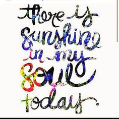 ➡The weather may be dark and gloomy but It'll never take away my sunshine ! !Wake up each morning with a happy heart❤. Have a great Friday everyone!!