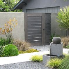 Doors For Side Gate Design Ideas, Pictures, Remodel and Decor