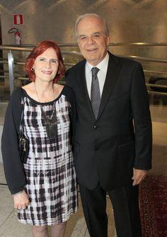 Regina Moreira e Wagner Veloso