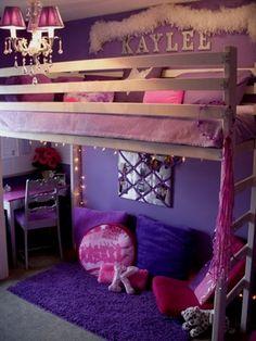Girls room design, girl bedroom designs, design bedroom, daughters room, to my Girls Room Design, Girl Bedroom Designs, Bedroom Girls, Baby Bedroom, Design Bedroom, Design Girl, Bedroom Loft, Comfy Bedroom, Kid Bedrooms