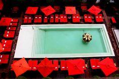Faena hotel piscina