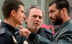 En la serie comparte protagonismo con Hiba Abouk, Álex González y José Coronado. © Fotograma de 'El Príncipe'