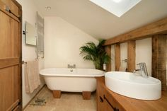 MexHomes- Suffolk specialist in small prestigious developments converting disused barns into unique, luxury homes full of style, character and craftsmanship. Clawfoot Bathtub, Luxury Homes, Bathroom, Gallery, Clawfoot Tub Shower, Washroom, Bath Room, Bathrooms, Luxury Houses