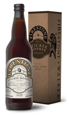 Firestone Walker Cracks Open Barrels of Monkee