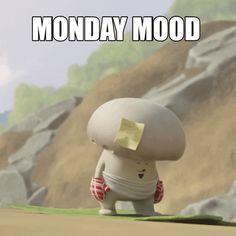 Mondays, Mood