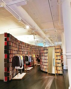 The Mulberry store in New York just gave us a great idea what to do with our old books.... #nylonsgaroundtheworld #shotoniphone7  via NYLON SINGAPORE MAGAZINE OFFICIAL INSTAGRAM -Celebrity  Fashion  Haute Couture  Advertising  Culture  Beauty  Editorial Photography  Magazine Covers  Supermodels  Runway Models