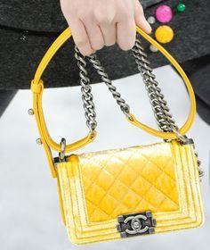 Chanel f/w 2012
