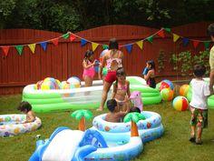 fun birthday party idea