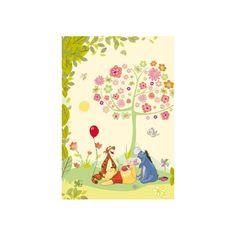 Fotomural Disney Winnie Cheerful 1-409
