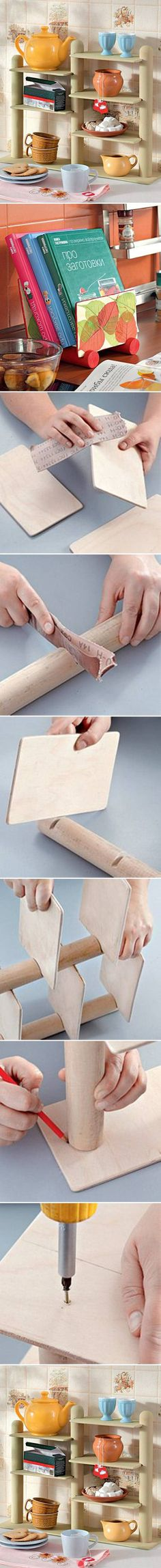 DIY Organizing idea