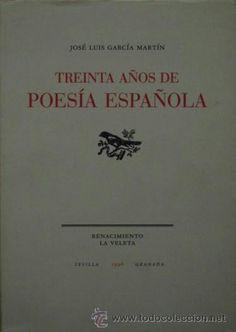 La tarde del 17 de junio celebramos y leemos a José Luis García Martín