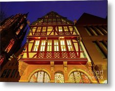 Frankfurt Dom Romer Wood Print by Norma Brandsberg. All wood prints are professionally printed, packaged, and shipped within 3 - 4 business days and delivered ready-to-hang on your wall. Fine Art Prints, Canvas Prints, Thing 1, Great Pic, All Poster, Posters, Printing Companies, How To Be Outgoing, Wood Print