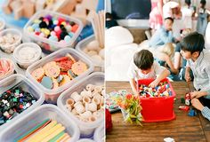 Unique Ideas for Fun Wedding Day Activities for Kids - Wedding Party