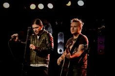 Brent Smith and Zach Myers Project 9-6-1
