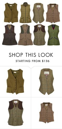 """Vests 10: tweed waistcoat"" by lorika-borika on Polyvore featuring мода, Toast, Barbour, women's clothing, women, female, woman, misses и juniors"