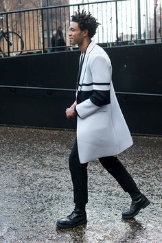 Making a Case for Minimalism: Behold, the New Statement Coat