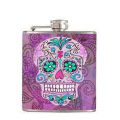 >>>Best          Hipster Sugar Skull Pink Teal Blue Floral Pattern Flasks           Hipster Sugar Skull Pink Teal Blue Floral Pattern Flasks This site is will advise you where to buyShopping          Hipster Sugar Skull Pink Teal Blue Floral Pattern Flasks Online Secure Check out Quick and ...Cleck link More >>> http://www.zazzle.com/hipster_sugar_skull_pink_teal_blue_floral_pattern_flask-256197143522788341?rf=238627982471231924&zbar=1&tc=terrest