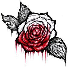 50 Gorgeous Yet Delicate Flower Tattoo Designs For Your Own Inspiration Rose Tattoos, Body Art Tattoos, Tattoo Drawings, Tatoos, Tattoo Roses, Lotus Tattoo, Tattoo Modern, Pfau Tattoo, Bleeding Rose