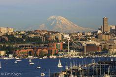 Seattle, Washington.