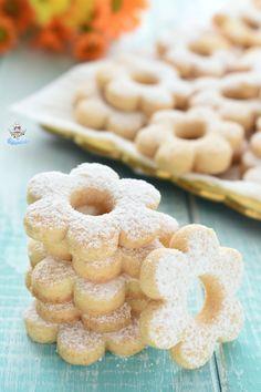 Biscotti Cookies, Galletas Cookies, Whoopie Pies, Eid Biscuits, Churros, Cookie Recipes, Dessert Recipes, Bite Size Snacks, Yummy Food