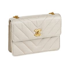 5570e53dc2ad Chanel Beige Satin Quilted Flap Bag Too Cool For School