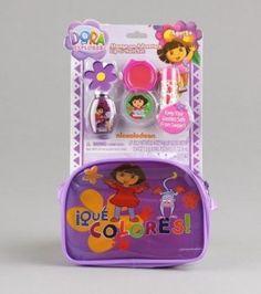Dora the Explorer Girl's Lip & Nail Set JUST $2.99 SHIPPED