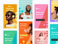 Sales Deck designed by Janna Hagan 🍋. Connect with them on Dribbble; the global community for designers and creative professionals. Social Media Ad, Social Media Banner, Social Media Template, Social Media Design, Instagram Story Template, Instagram Story Ideas, Instagram Templates, Instagram Layouts, Instagram Design