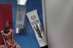 Rinica Writes. : The Body Shop Primers- Matte It & Instablur