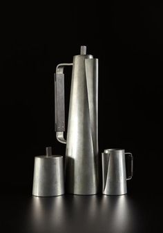 PHILLIPS : NY050115, Paul Evans, Early coffee set