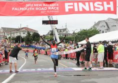 Run the Falmouth Road Race
