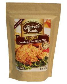 The Baker's Rack – Gluten Free Original Coating « Lolly Mahoney