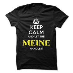 MEINE KEEP CALM Team - #teespring #white hoodie mens. LOWEST SHIPPING => https://www.sunfrog.com/Valentines/MEINE-KEEP-CALM-Team-56765960-Guys.html?60505