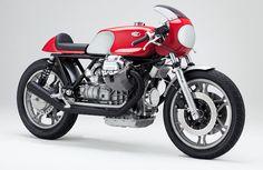 Racing Cafè: Moto Guzzi Cafè Racer by Kaffemachine #3
