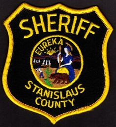 Stanislaus county Sheriff Calif