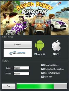 Beach Buggy Racing Hack Download http://abiterrion.com/beach-buggy-racing-hack/