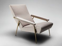 D.153.1 armchair, Gio Ponti  riediting by Molteni&C