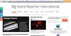 Big Island Reporter International