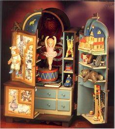 Music box.