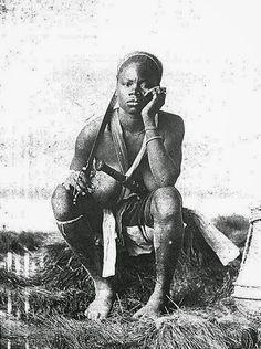 Memento Mori!: Las Amazonas de Dahomey, el temible ejército de mujeres soldado