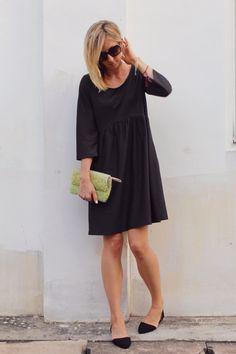 Robe de gardénia, WOMENS PDF pattern et tutorial - tailles xxs-xxl, patron de couture - téléchargement immédiat