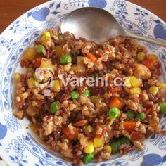 Fotografie receptu: Zdravé sójové rizoto
