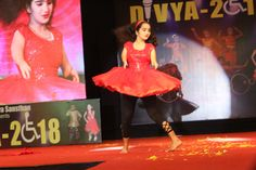 The atmosphere was filled with appreciation when the differently able Jiya Shrimali graced the ramp with her dance talent and abilities Her smile & innocence conquered the hearts of everyone Talent tinctures all things with bright hues #Divya2018 #Divyangfashionshow #SuratDiaries #narayansevasansthan